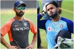 Ajinkya Rahane Told Rishabh Pant Must Admit That You Are Going Through A Bad Time