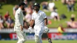 India Vs New Zealand 1st Test Day 2 Rishabh Pant Comeback Gets Run Out Twitter Blame Ajinkya Rahane