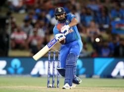 India Vs New Zealand 5th T20i Bay Oval Rohit Sharma Creates History Most 50 Plus Scores In T20is