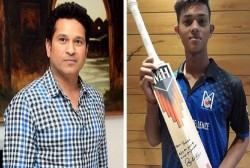 Yashasvi Jaiswal Can Play Debut Match With Special Bat Which Given By Sachin