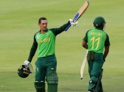 South Africa Vs England 1st Odi Quinton De Kock Century Joins Elite List Of Virat Kohli Hashim Amla
