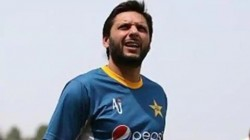 This Indian Player Has Most Attitude In Cricket History Shahid Afridi Leaves Scathing Remarks