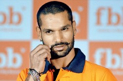 Indian Cricketer Shikhar Dhawan Told The Reason For Love Hismustache