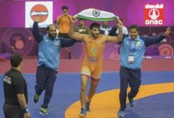Asian Wrestling Championship Greco Roman Wrestler Sunil Kumar Ends 27 Years Wait Won Gold In 83 Kg