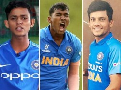 Icc U19 World Cup Heroes Priayam Garg Yashasvi Jaiswal Atahrv Ankolekar Struggle And Success Story