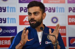 India Vs New Zealand 3rd Odi Virat Kohli After White Wash Says India Did Not Deserve To Win