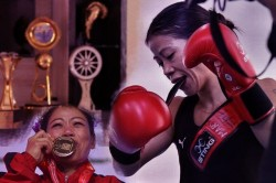 Happy Birthday Mary Kom Following His Big Dream In 37th Year Of Her Life