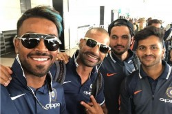 Msk Prasad Is Happy With The Progess Of Hardik Pandya Bhuvneshwar Kumar And Shikhar Dhawan