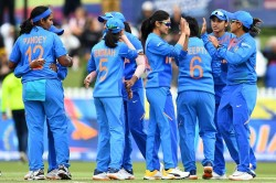 Icc Womens T20 World Cup 1st Semifinal Is Washed Out In Rain India Reaches To Final By Better Point