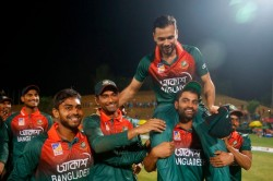 Mashrafe Mortaza Steps Down From Bangladesh Captaincy After 3 0 Sweep Of Zimbabwe