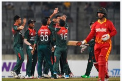 Bangladesh Crush Zimbabwe In 1st T20i Soumya Sarkar And Liton Das Scores Fast Fifties
