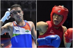 Mary Kom Amit Panghal Secure Their Place In Tokyo Olympics