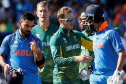 Cricket South Africa Says Thank You To Bcci For Cancelling Series Due To Coronavirus Precautions