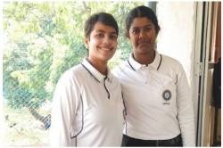 Icc Adds Janani Narayanan And Vrinda Rathi To Its Women Umpire Panel