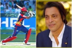 Psl Shoaib Akhtar Says Haidar Ali Can Be The Better Batsman Than Babar Azam