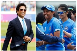 Icc Womens T20 World Cup 2020 Sachin Tendulkar Shares These Words To Team India Before Final Match