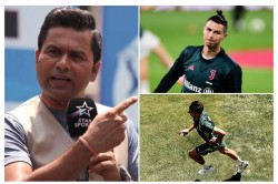 Akash Chopra Compares Keepie Uppies Skill Of Bowler With Cristiano Ronaldo Watch Video