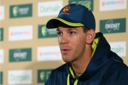 Tim Paine Turned Garage Into Practice Room Robbers Broke His Road Parked Car