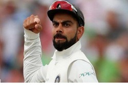 Ind Vs Nz How Virat Kohli Becomes Abusive Against Kiwis During 2nd Test Watch