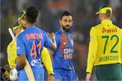India Vs South Africa Coronavirus Threat South African Team To Return Home On Tuesday Via Dubai
