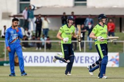 Afg Vs Ire T20i Ireland Ends Its 7 Year Wait In Super Over Thriller Vs Afghanistan