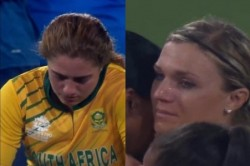 Women S T20 World Cup Entire African Team Wept Bitterly Desperate Faces Captured On Camera