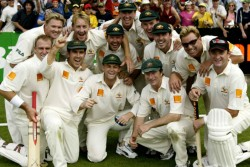 Shane Warne Picks His All Time Australian Test Xi Alan Border Named Captain Big Names Excluded