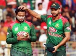 Bangladesh Appoints Tamim Iqbal New Odi Captain Dropped Mashrafe Mortaza Sakib From Central Contract