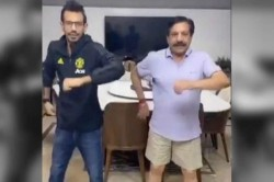 Yuzvendra Chahal Made Tiktok Video With His Father Got More Than One Crore Views