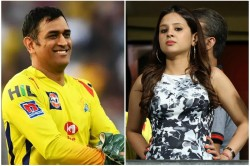 Sakshi Were Angry At The False News Spread About Dhoni Said Shame On Media