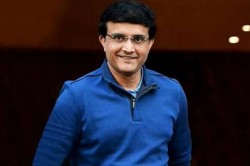 Coronavirus Sourav Ganguly Made A Big Announcement To Help The Victims