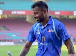 Hardik Pandya Thrash 39 Balls Century In Dy Patill Cup Hits 10 Sixes 8 Fours Says Will Hit Again