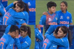 T20 World Cup Shafali Verma Started Crying Bitterly After The Defeat Photos Surfaced