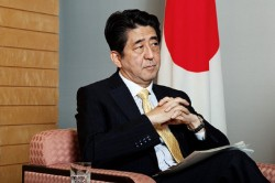 Japan S Prime Minister Shinzo Abe Proposes To Postpone Olympic Games For One Year