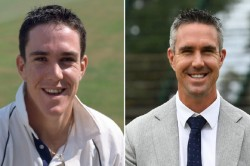 Icc Shares Kevin Pietersen S Old Photo Red Wine Makes Handsome