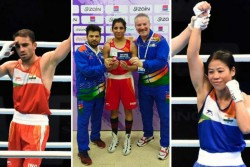 Boxing Tokyo Olympic Qualifier Mary Amit Panghal And 8 Others Qualifies For Olympics