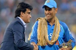 Sourav Ganguly And Ms Dhoni Will Not Forget Today S Date Know What Happend
