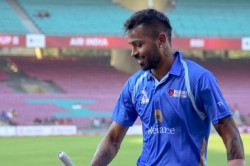 th Dy Patil T20 Cup 2020 After The Century Hardik Pandya Again Played Fast Innings