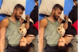 Hardik Pandya And Natasa Stankovic Romantic Picture Viral On Social Media