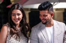 Suresh Raina S Wife Priyanka Gave Birth To The Baby For The Second Time