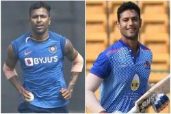 Shivam Dubey Said India Will Win Many Matches If Hardik Pandya Support To Me