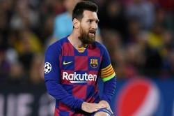 Coronavirus Lionel Messi And Pep Guardiola Come Forward To Help Donate 8 Crores