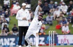 India Vs New Zealand Ross Taylor Mocks Virat Kohli Bowling Says Happy To Not Face For Winning Runs