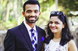 Ajinkya Rahane Getting The Task From His Wife Gets Up At 5 To Study