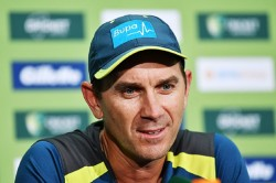 Australia Head Coach Justin Langer Wants To See Start Of Cricket Behind Closed Door