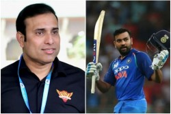Rohit Sharma Is Not In Wisden Five Cricketers Of The Year Vvs Laxman Calling The Move Shocker