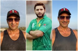 Wasim Akram Asked Whether He Sport Mustache Or Not Shahid Afridi Gives This Answer