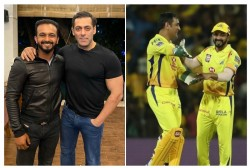 Kedar Jadhav Picks Ms Dhoni Over Salman Khan As His Favorite Superstar And Give Great Example