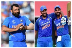 Mohammad Shami Answered On Comparison His Bond With Virat Kohli And Rohit Sharma
