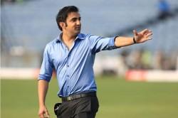 Neither Dhoni Nor Dhoni And Kohli Gautam Gambhir Named His Best India Captain